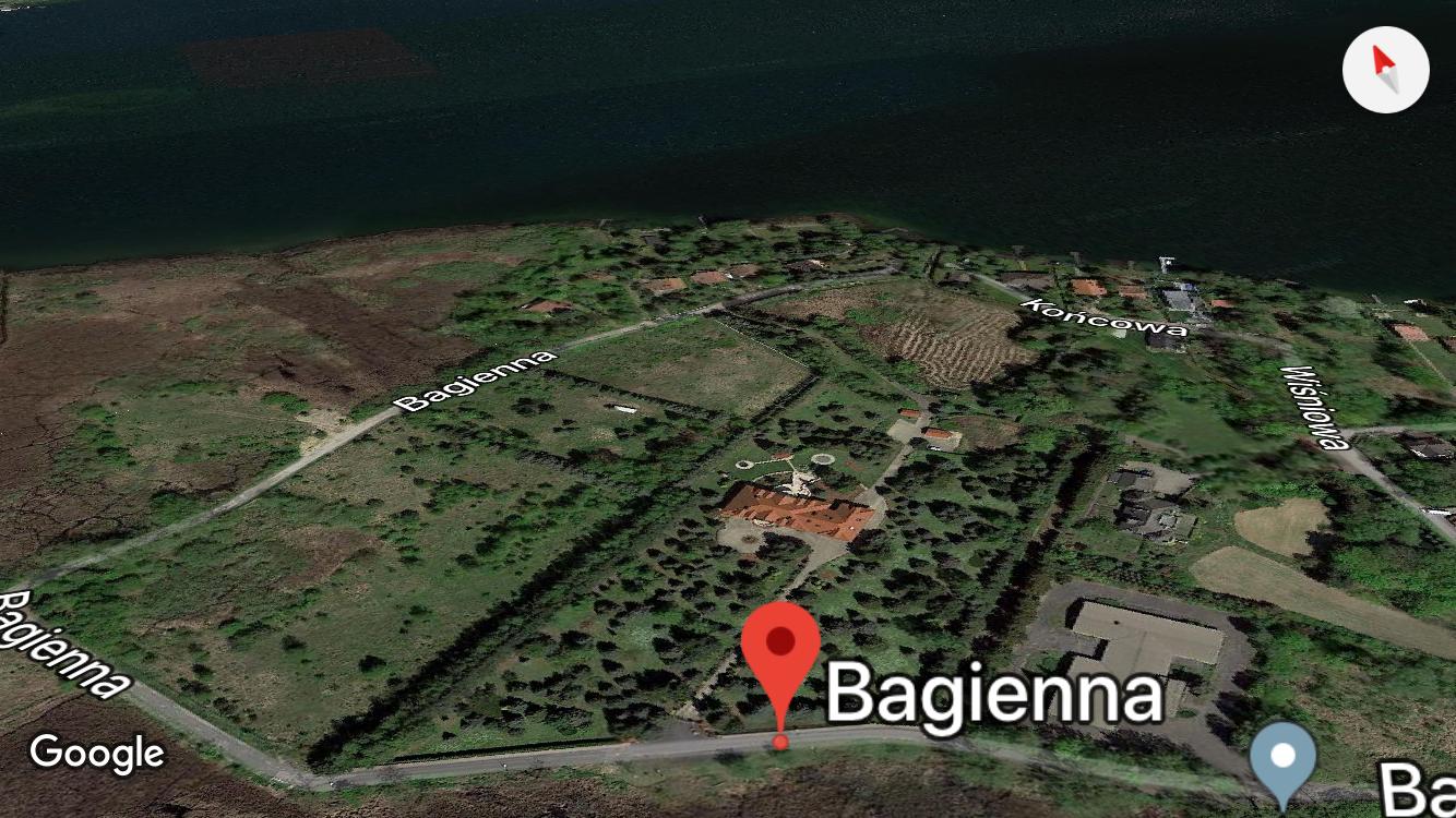 Ulica Bagienna, Chyby, Gmina Tarnowo Podgórne - dokumentacja wykonawcza